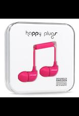 Happy Plugs Happy Plugs In-Ear Cerise EOL