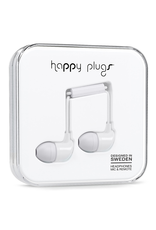Happy Plugs Happy Plugs In-Ear White EOL