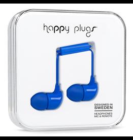 Happy Plugs Happy Plugs In-Ear Cobalt
