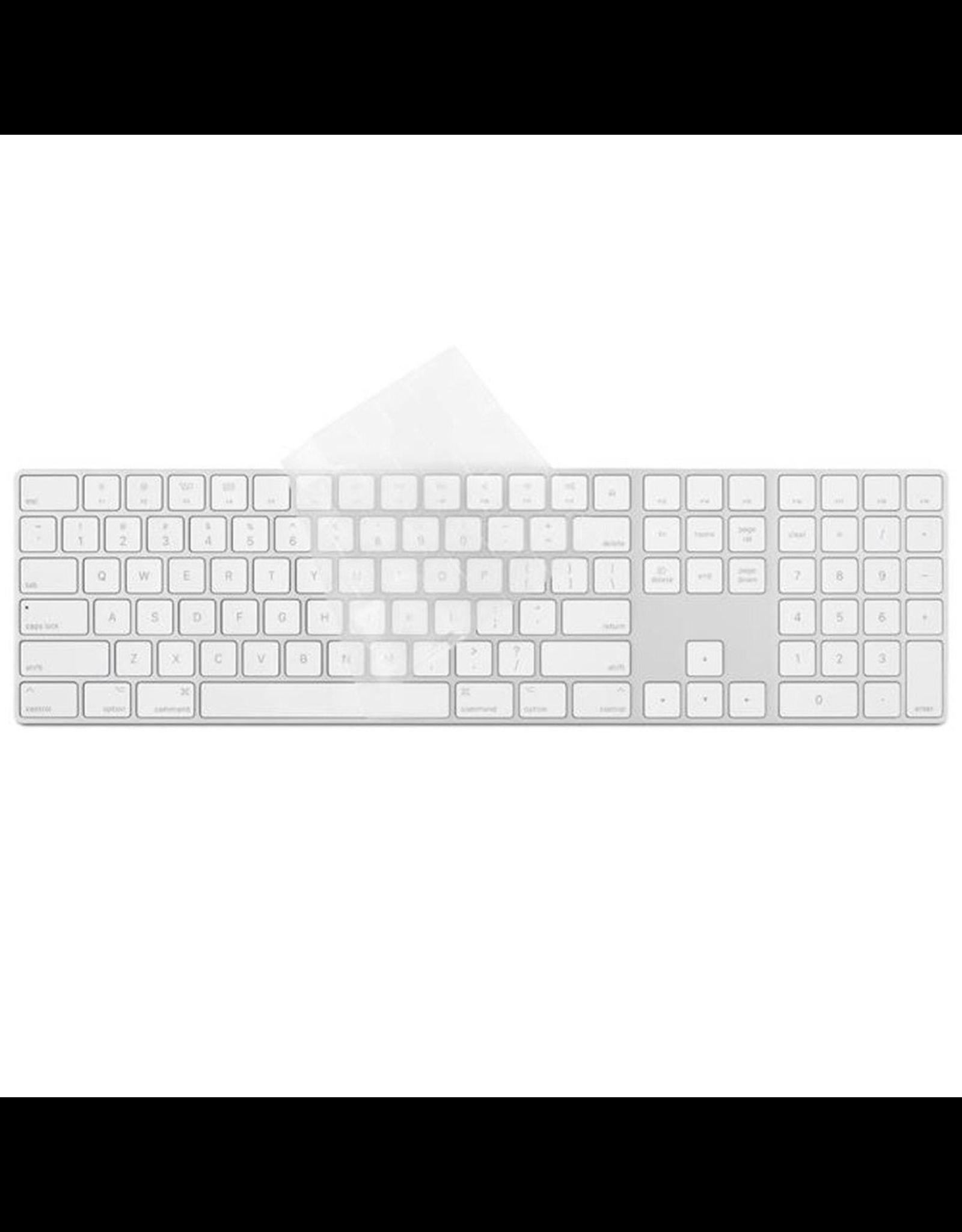 Moshi Moshi Clearguard MK Apple Keyboard Protector with Keypad