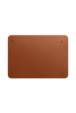 Apple Apple Leather Sleeve for 15-inch MacBook Pro - Saddle Brown