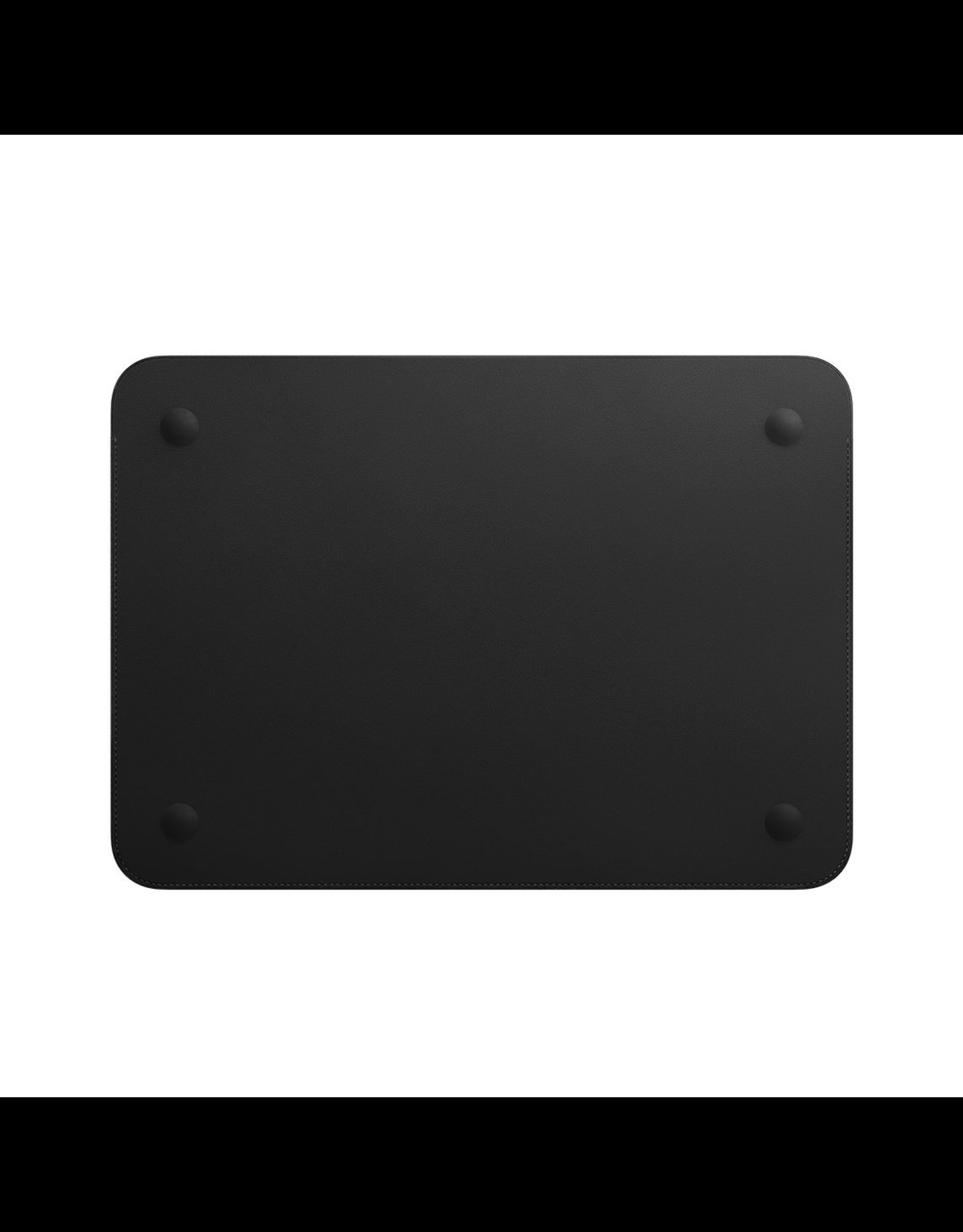 Apple Apple Leather Sleeve for 12-inch MacBook - Black