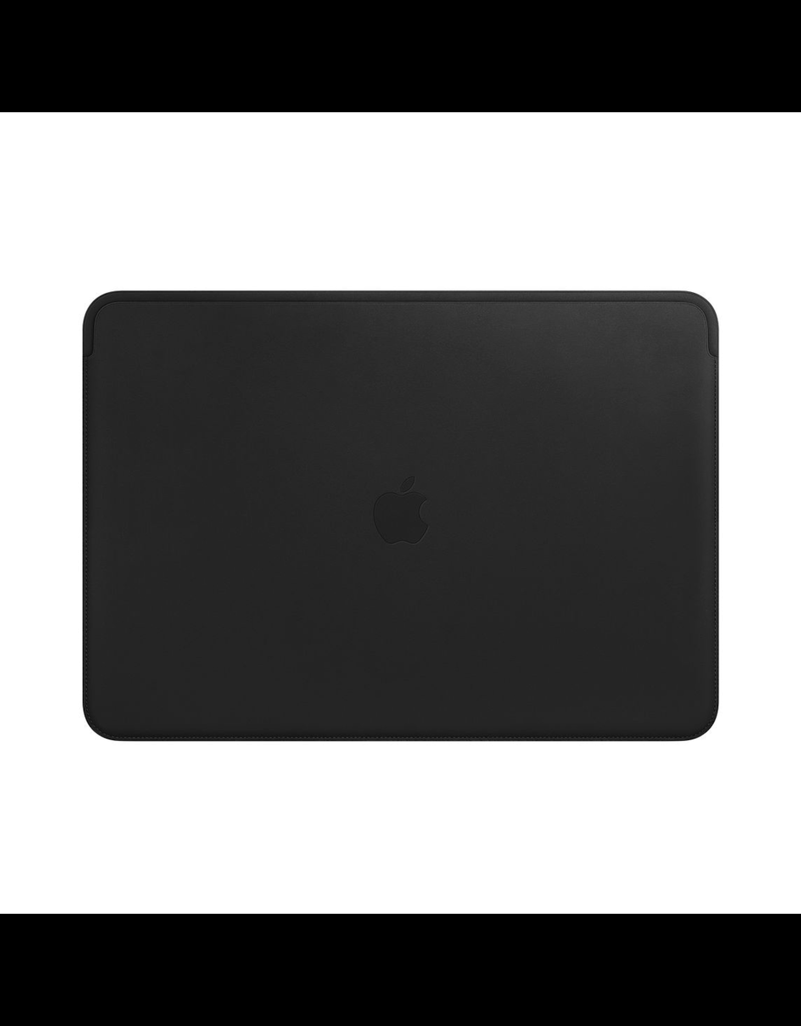 Apple Apple Leather Sleeve for 15-inch MacBook Pro - Black