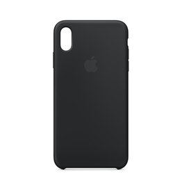 Apple Apple iPhone XS Max Silicone Case Black