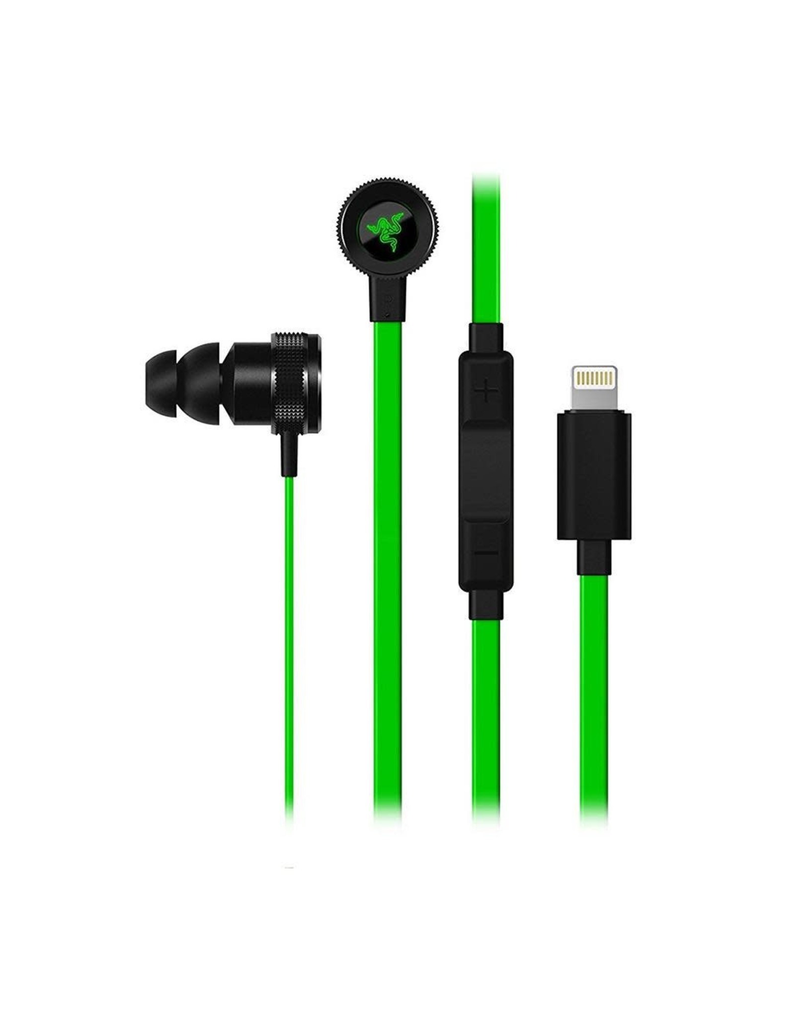 Razer Razer Hammerhead Lightning Digital Gaming Music In Ear Headset