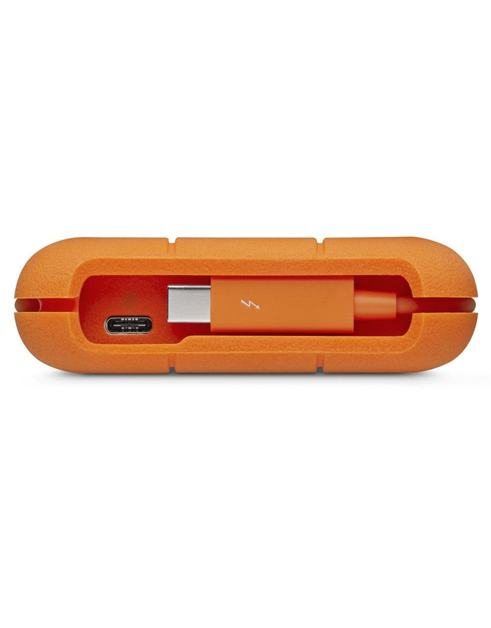 Lacie LaCie 5TB Rugged USB-C Mobile Hard Drive