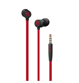 Beats Beats Urbeats3 Earphones With 3.5mm Plug - Decade Collection - Defiant Black-Red