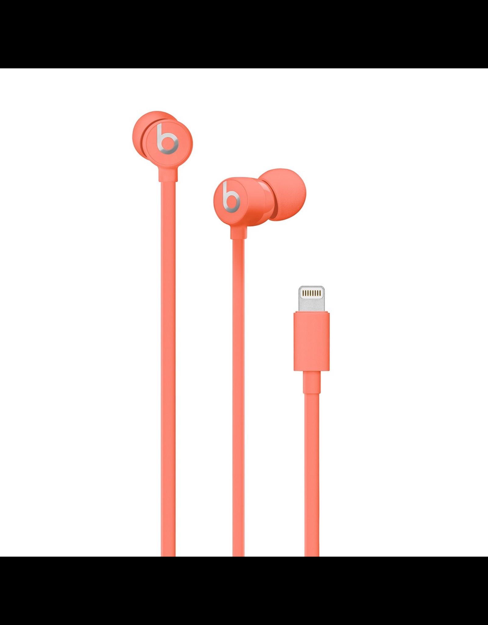Beats Beats Urbeats3 Earphones With Lightning Connector - Coral