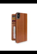 Twelve South Twelve South Journal for iPhone XS Max - Cognac