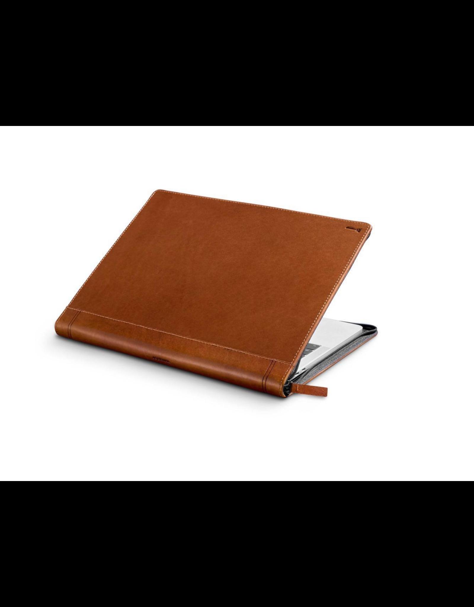 "Twelve South Twelve South Journal for MacBook Pro 13"" (USB-C / Thunderbolt 3) - Cognac"