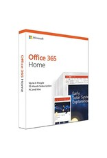 Microsoft Microsoft Office 365 Home Subscription - Up to 5 devices -  1 year