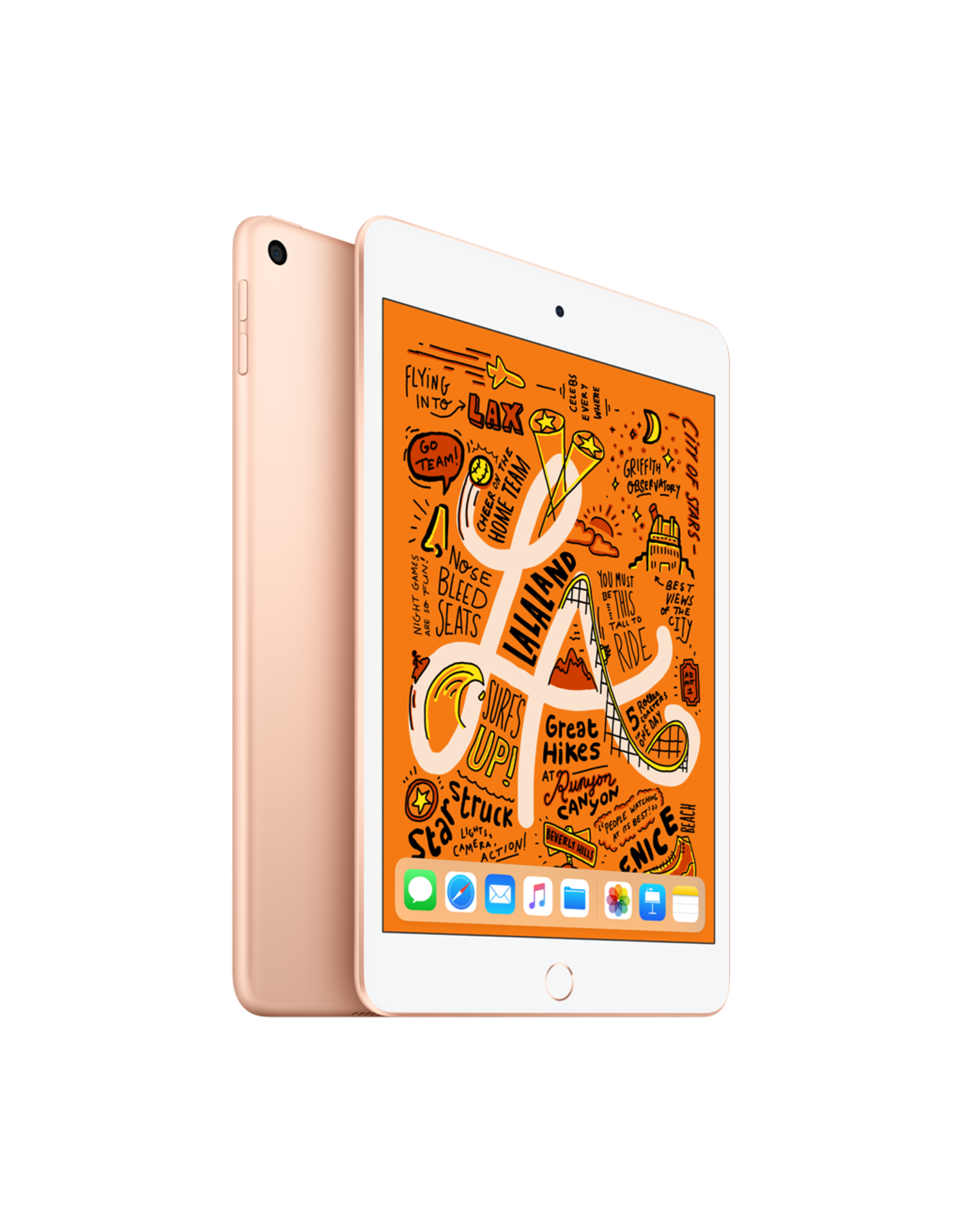 Apple iPad mini 5 Wi-Fi 256GB - Gold