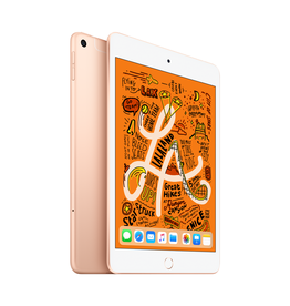 Apple iPad mini 5 Wi-Fi + Cellular 256GB - Gold