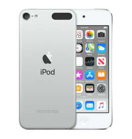 Apple iPod touch 256GB - Silver (7th gen)