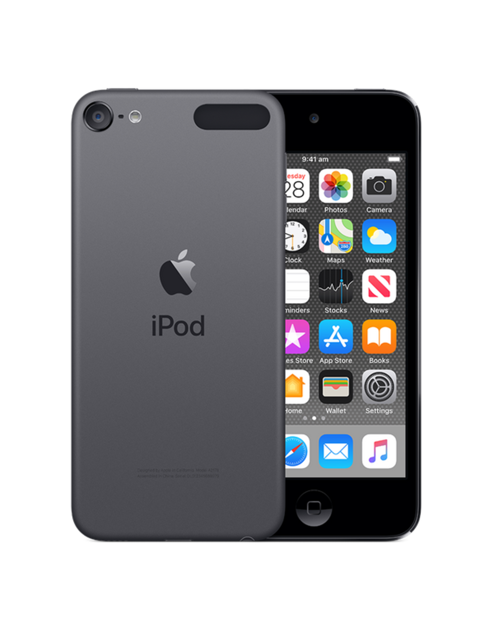 Apple iPod touch 256GB - Space Grey (7th gen)