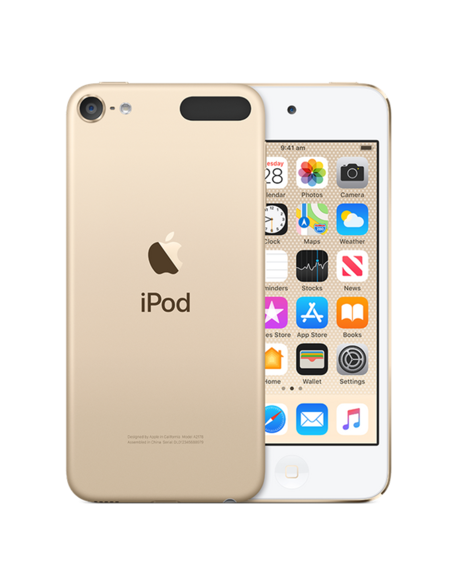 Apple iPod touch 128GB - Gold (7th gen)