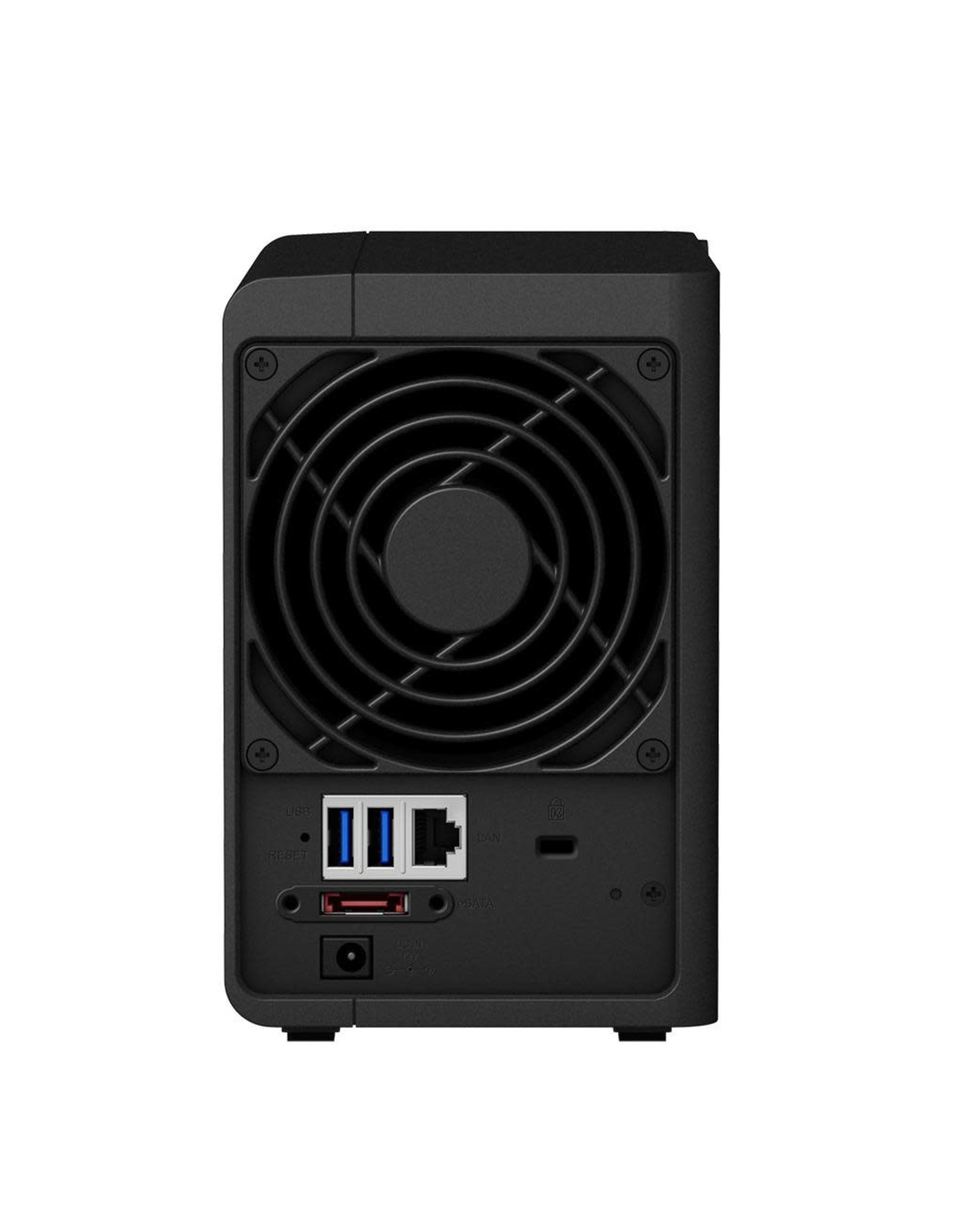 Synology Synology DS218+ 24TB 2 Bay Ultra Hi Performance NAS Server Dualcore - Seagate Ironwolf HDD 12TB x 2