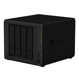 Synology Synology DS418 56TB 4-Bay Gigabit NAS Server (4x14TB Seagate Ironwolf 3YR)