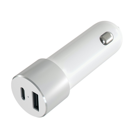 Satechi Satechi 72W USB-C PD Car Charger (Silver) 72W