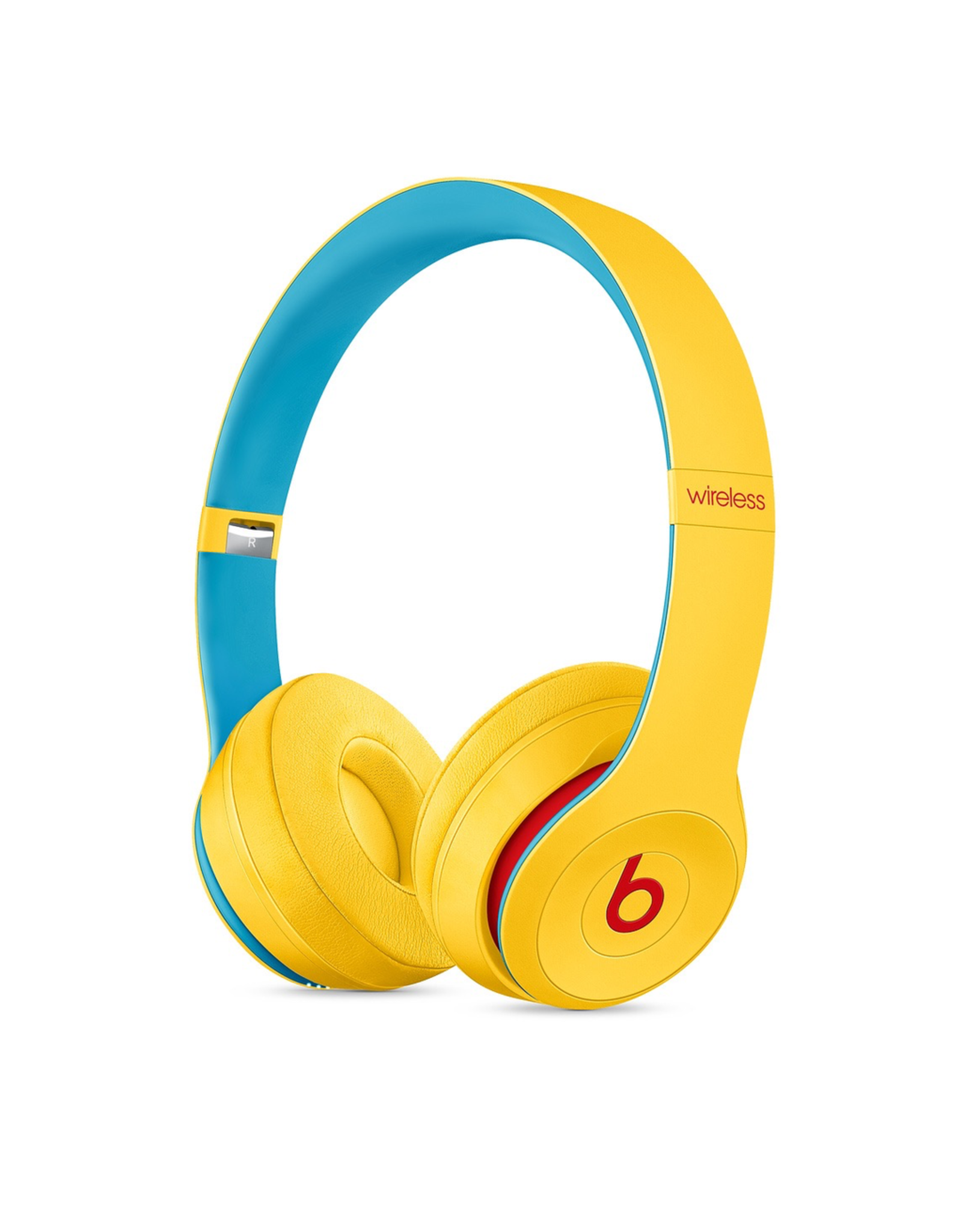 Beats Beats Solo3 Wireless Headphones - Beats Club Collection - Club Yellow