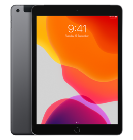 Apple Superseded - 10.2-inch iPad Wi-Fi + Cellular 32GB - Space Grey