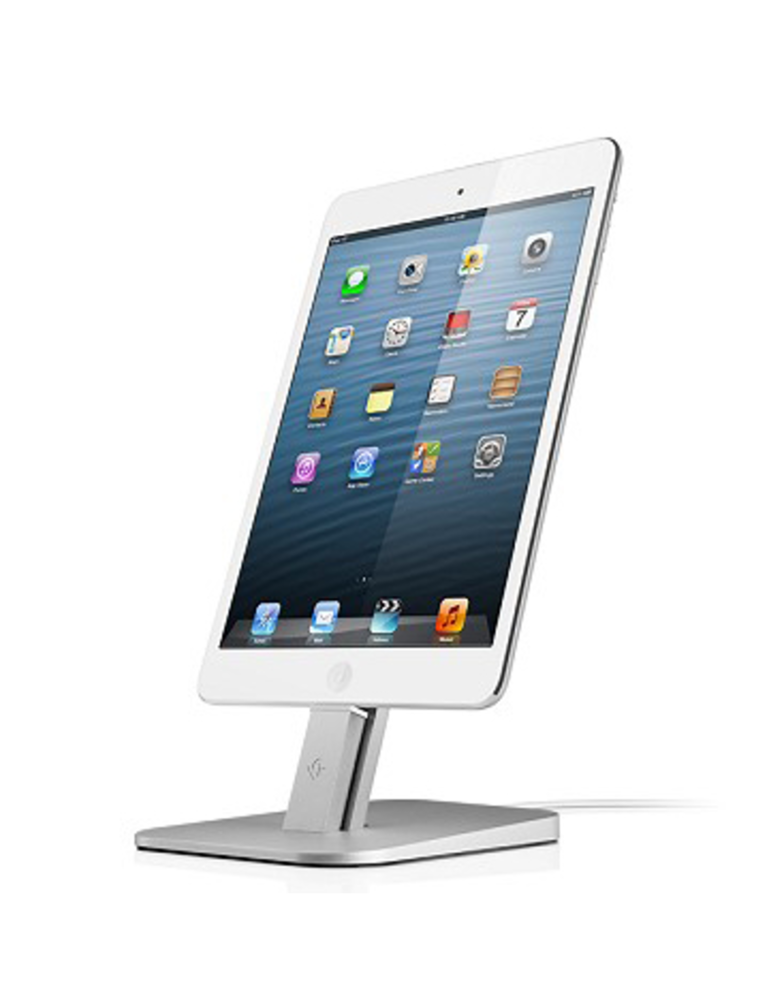Twelve South Twelve South HiRise for iPhone 5/5s/6/6+ and iPad Mini (cable not included) - Silver