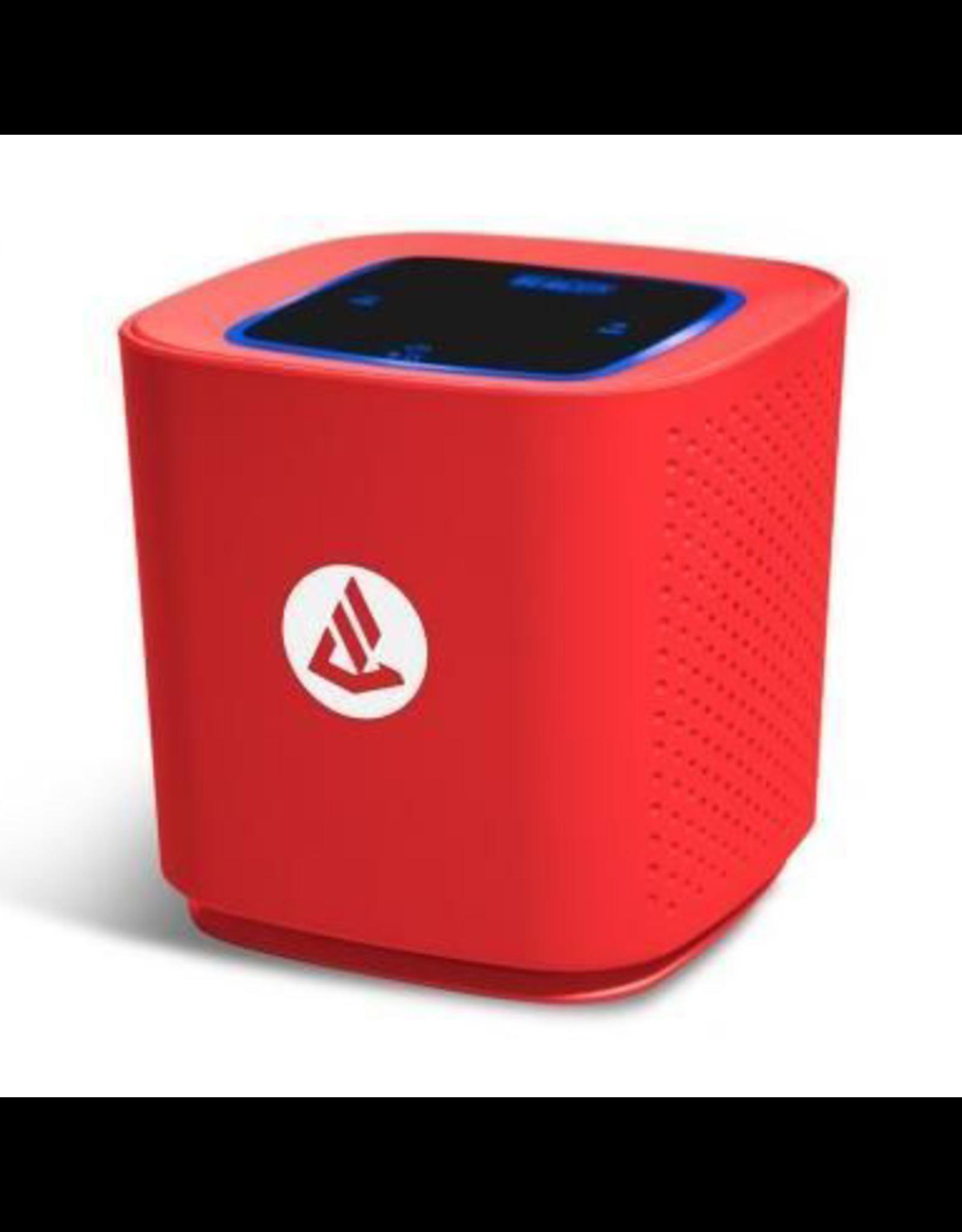 Ex-Demo - Deep Blue Home Phoenix Bluetooth Speaker - Red - 2nd hand - No Warranty