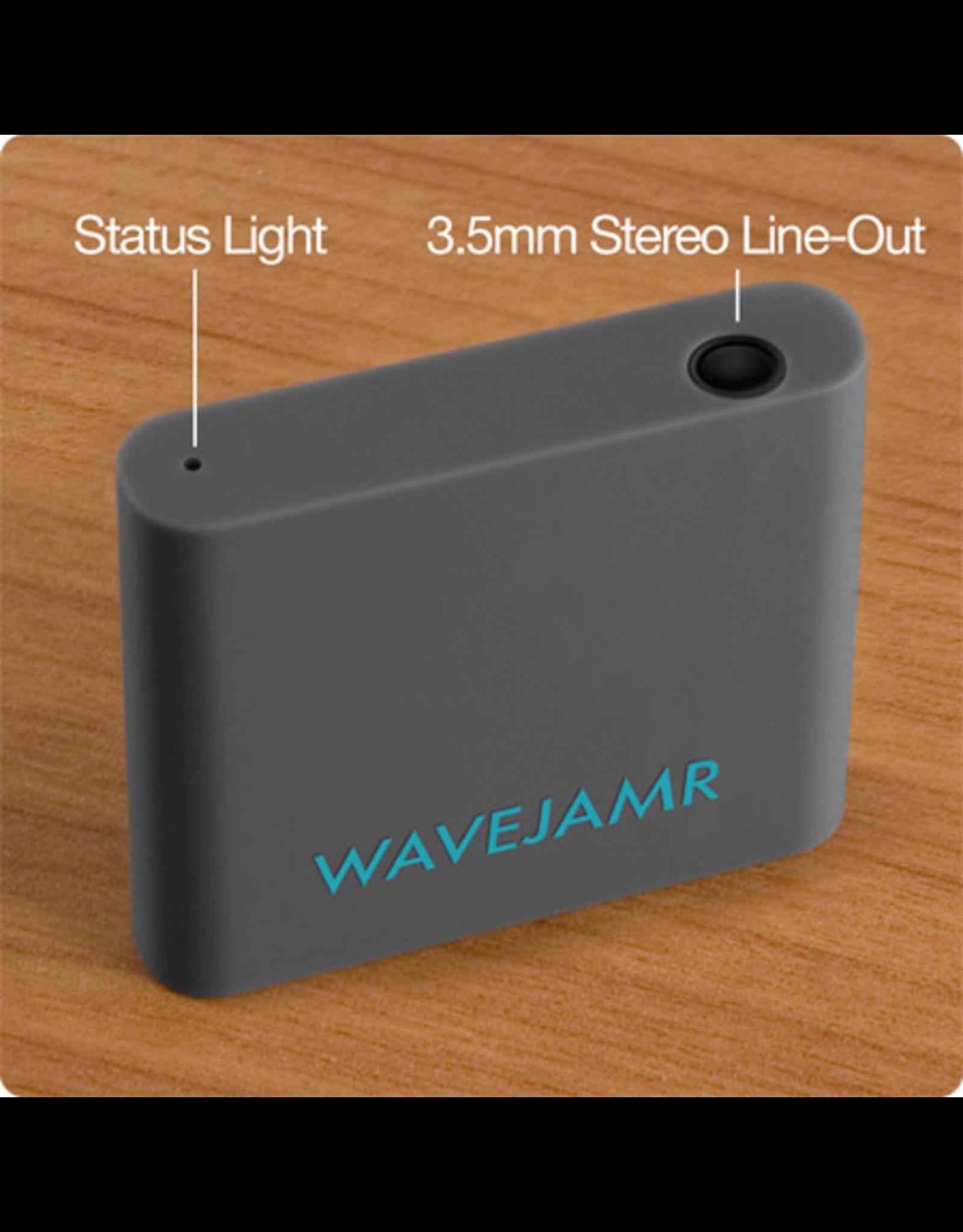 Radtech Radtech - WaveJamr 5 Bluetooth Audio Receiver with line out