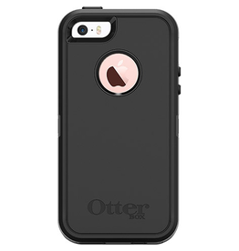 Otterbox OtterBox Defender case suits iPhone 5/5s/SE - Black