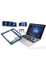 "OWC OWC Laptop Optical Bay 2.5"" Mount Kit Data Doubler Optical CD/DVD to SATA Drive Converter Bracket Solution"