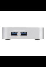 OWC OWC 12 Port Thunderbolt 2 Dock - Dual Thunderbolt 2 /Gigabit Ethernet / 4K + multiple displays / 5 x USB3.0  / FireWire 800 / Audio I/O with 1m Thunderbolt cable