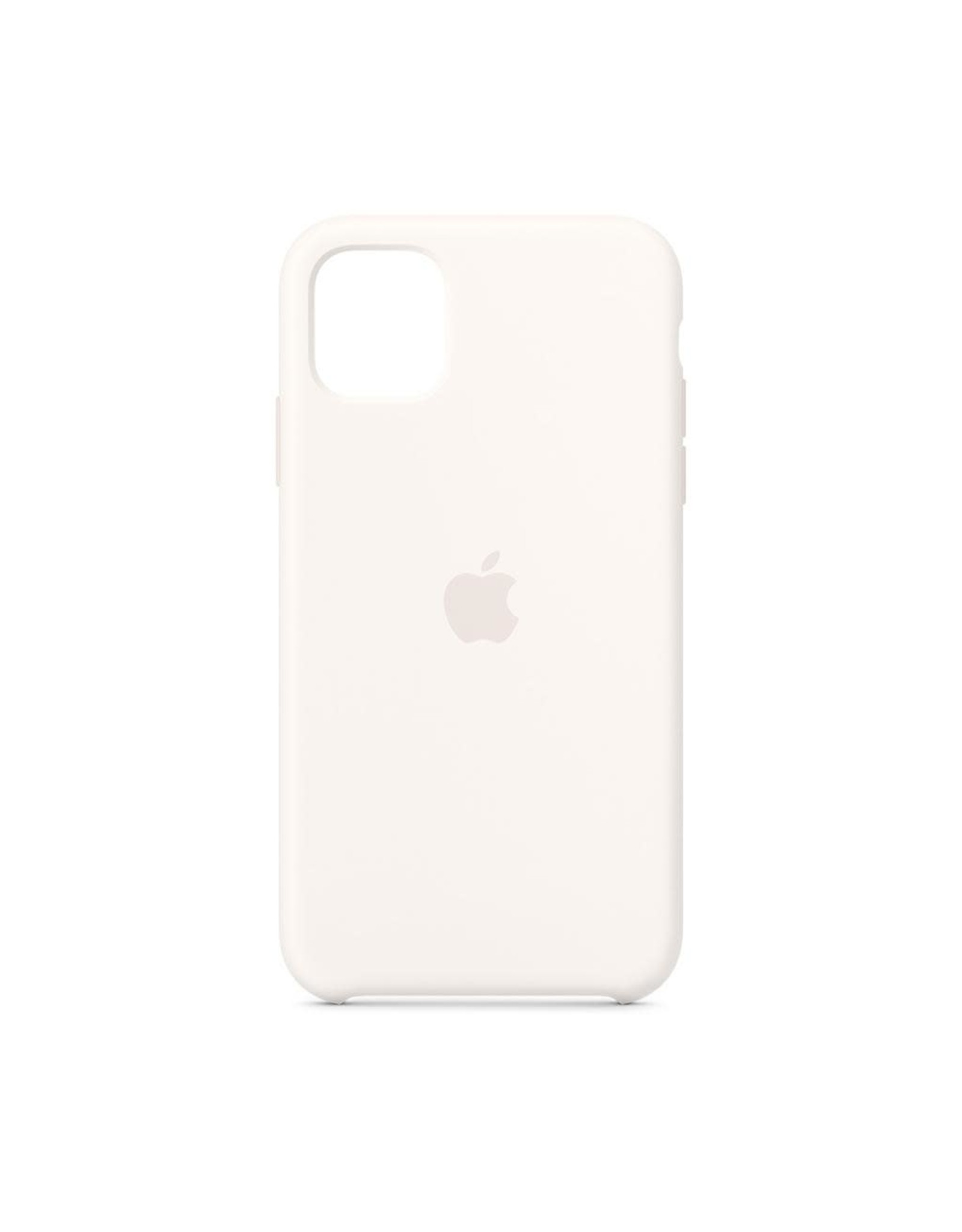 Apple Apple iPhone 11 Silicone Case - WHITE