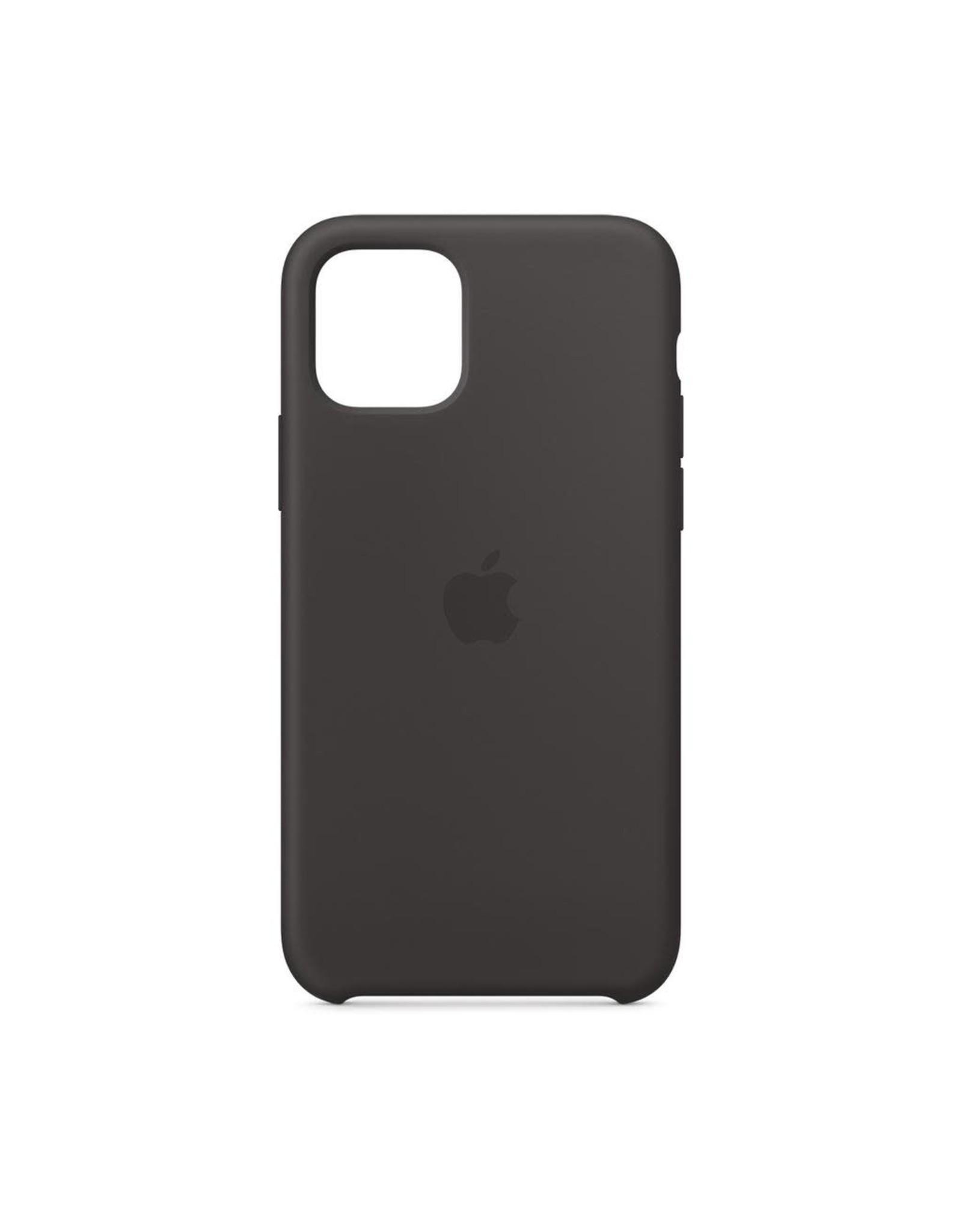 Apple Apple iPhone 11 Pro Silicone Case - BLACK
