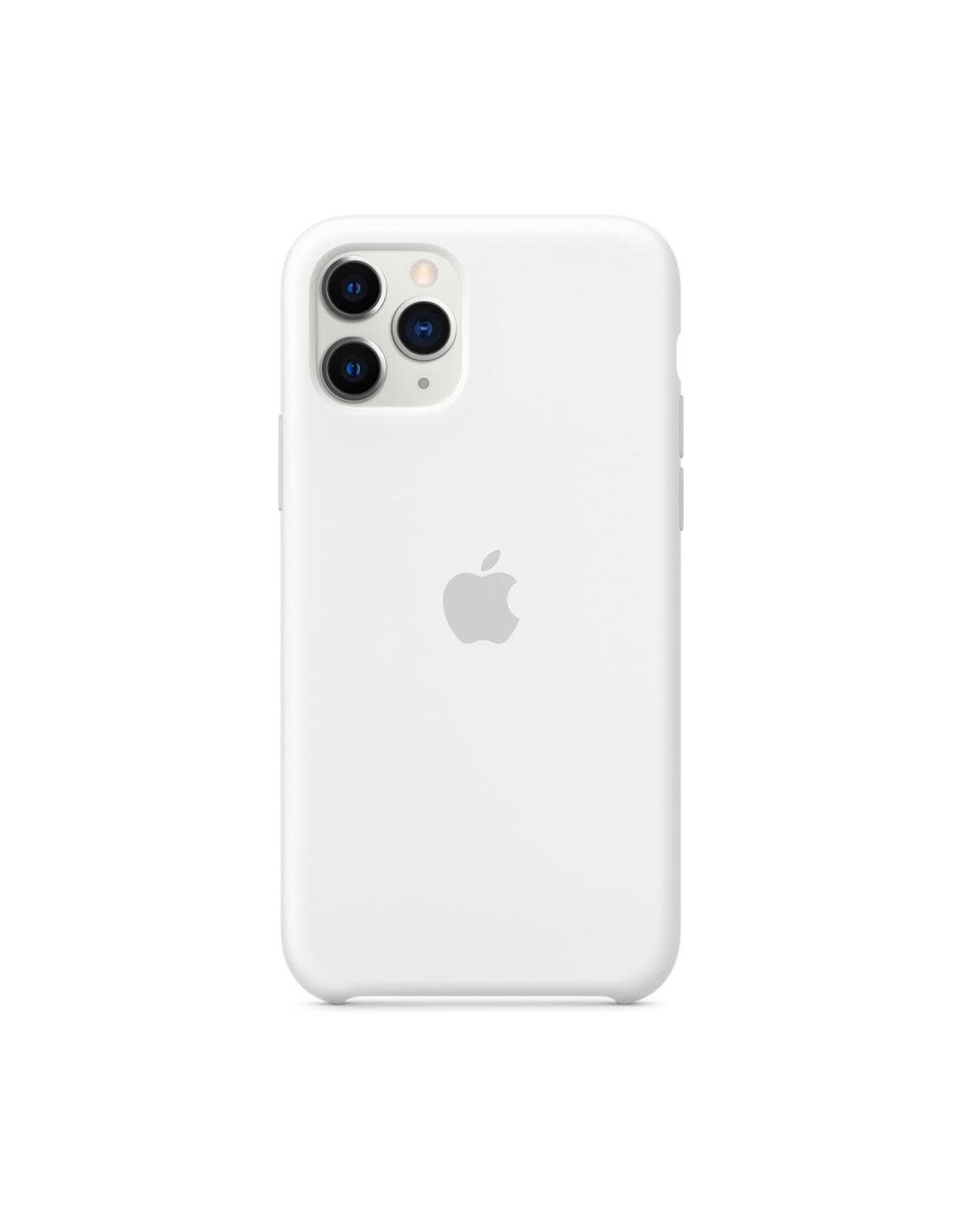 Apple Apple iPhone 11 Pro Silicone Case - WHITE