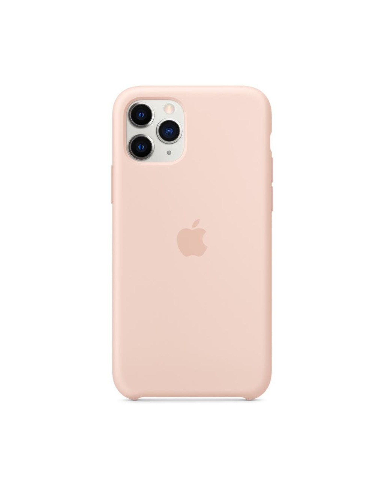 Apple Apple iPhone 11 Pro Silicone Case - PINK SAND
