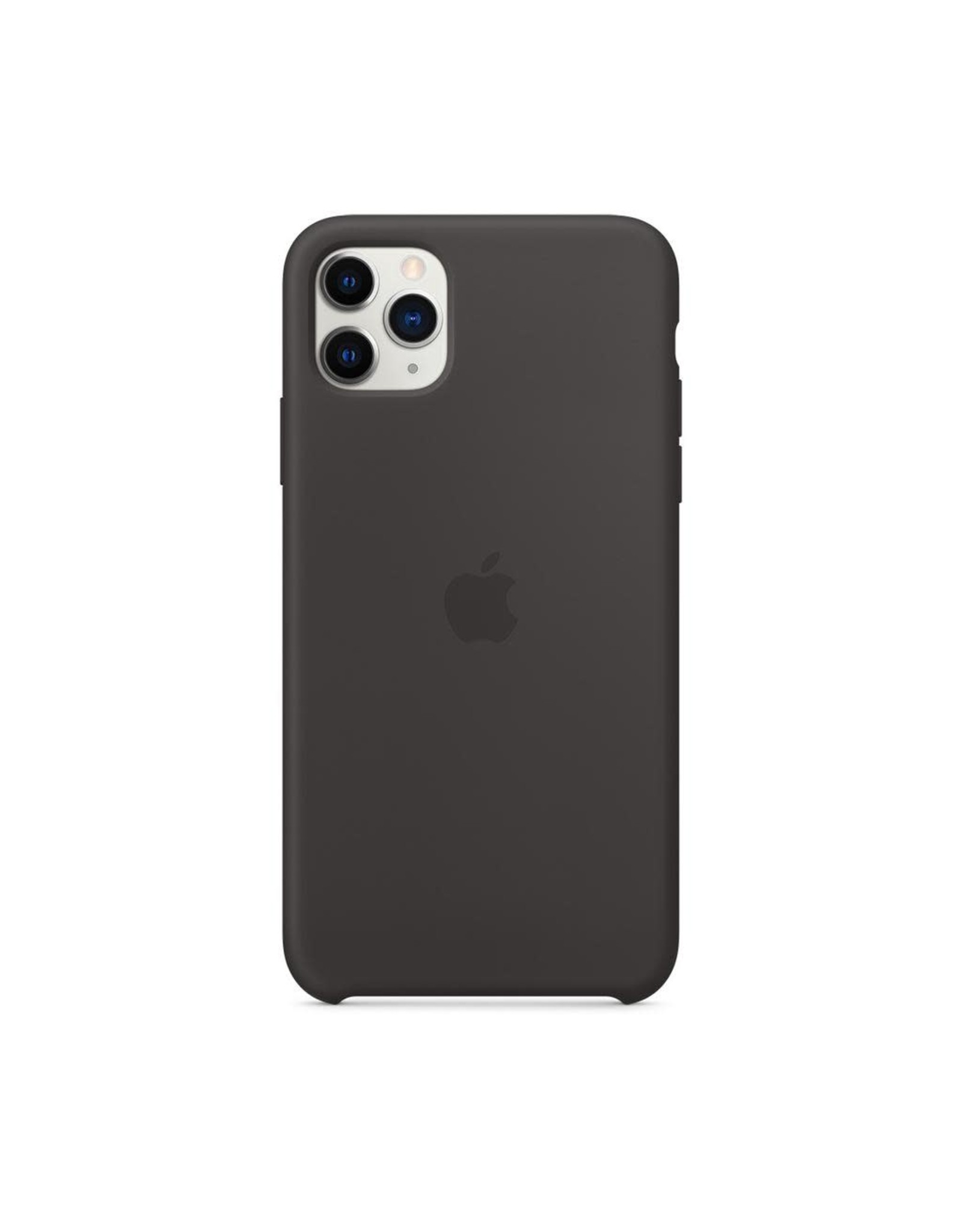 Apple Apple iPhone 11 Pro Max Silicone Case - BLACK