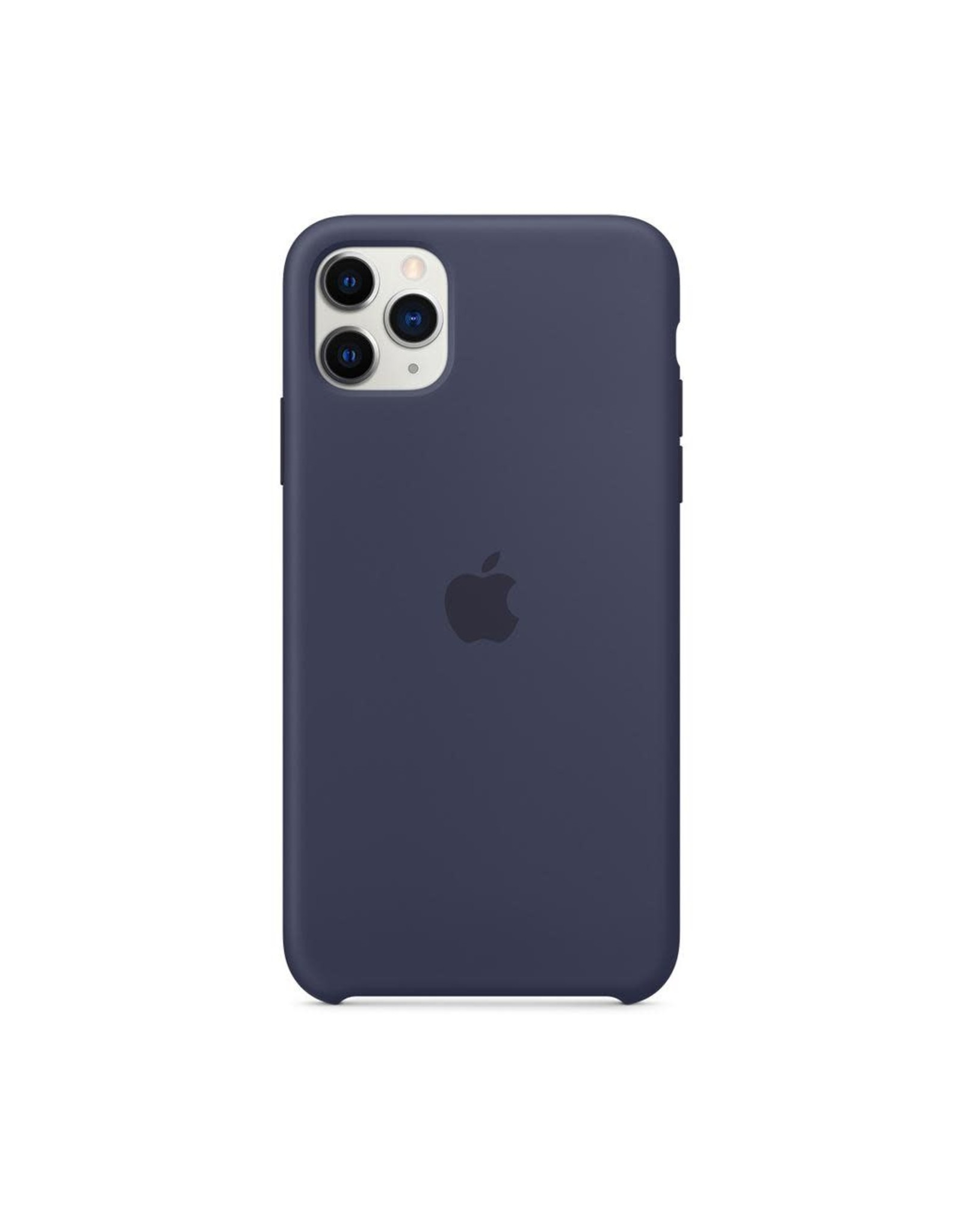 Apple Apple iPhone 11 Pro Max Silicone Case - MIDNIGHT BLUE