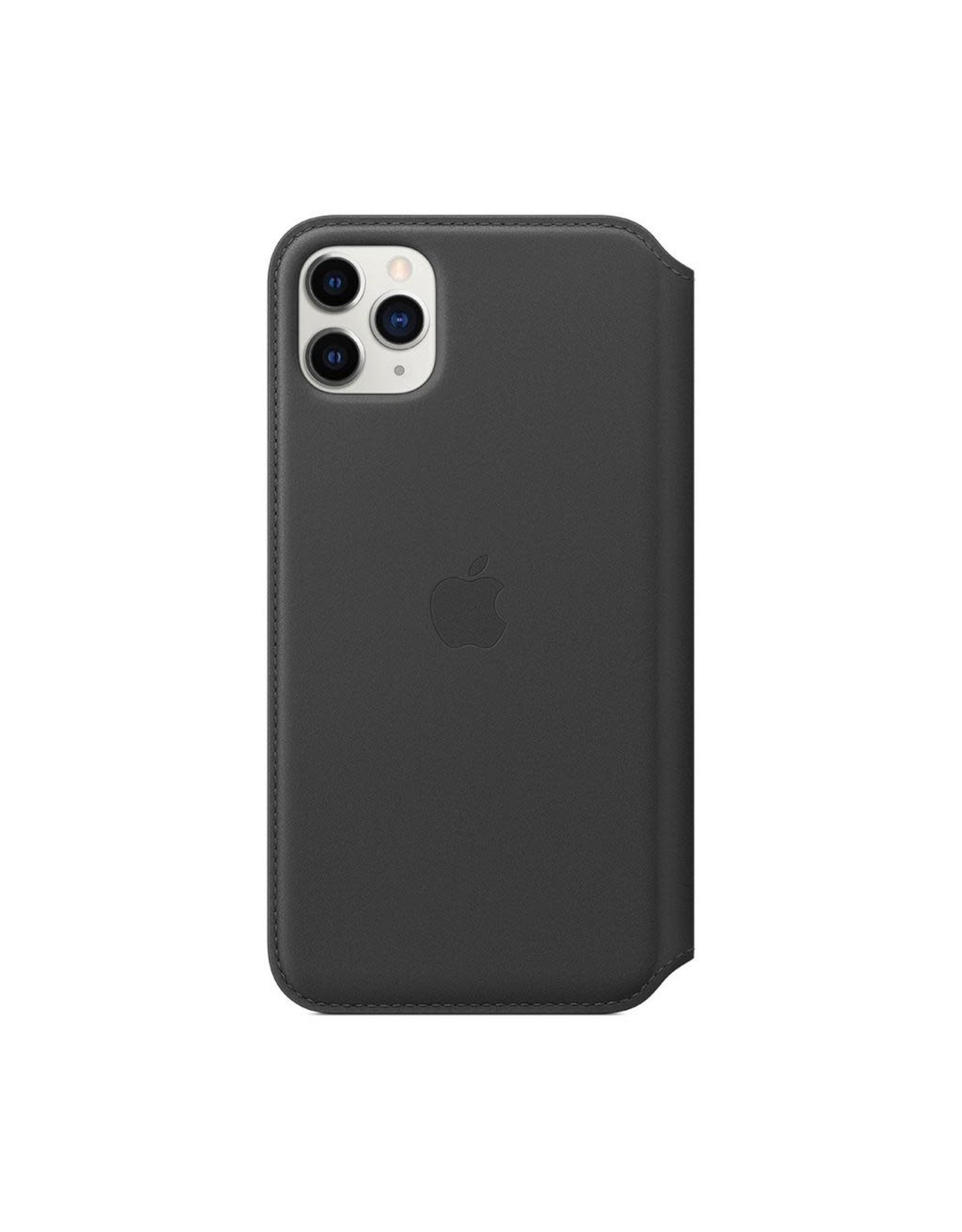 Apple Apple iPhone 11 Pro Max Leather Folio - BLACK