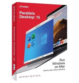 Parallels Parallels Desktop 15 for Mac 1year subscription AP