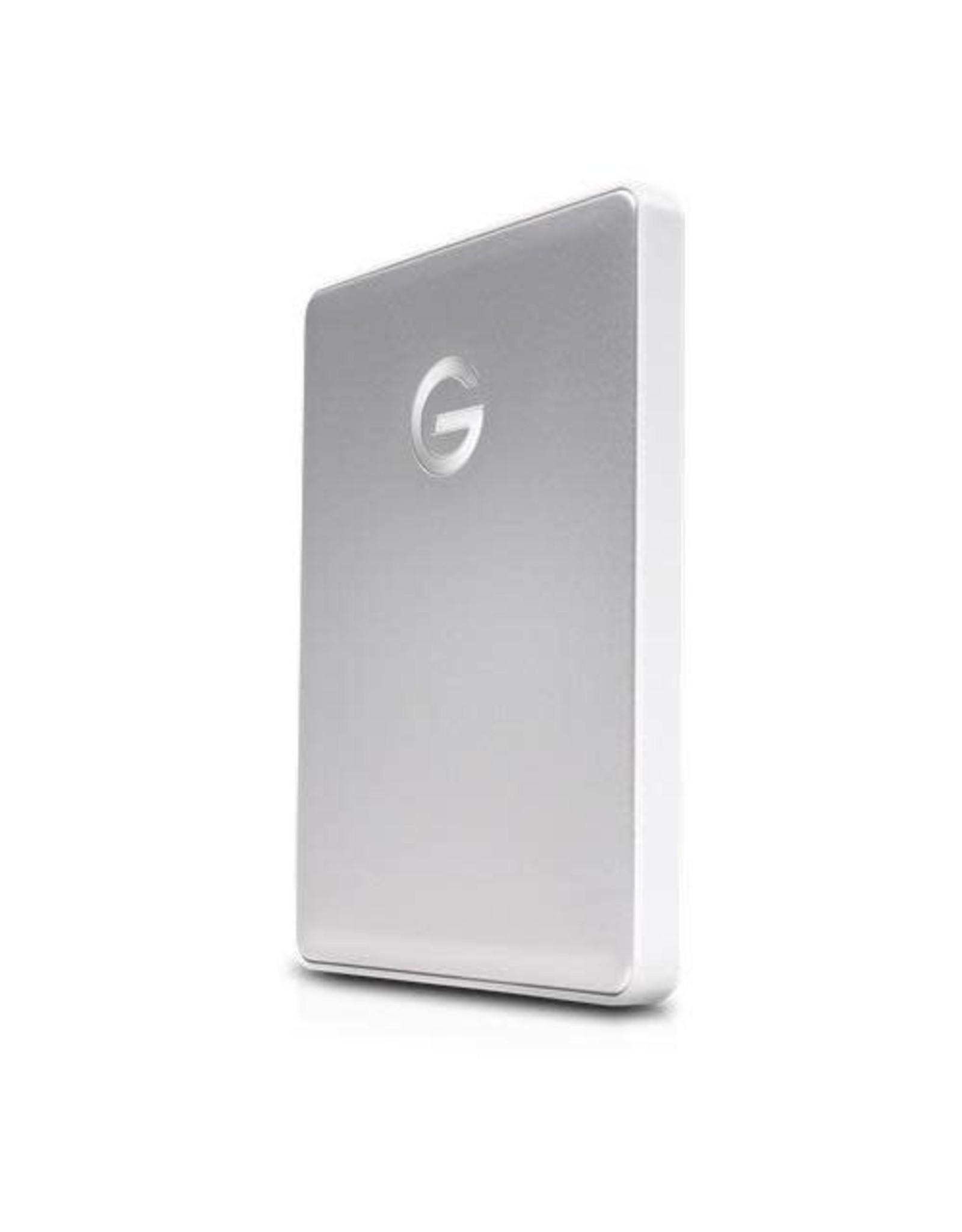 G-Technology G-Technology G-DRIVE mobile 2TB USB-C Portable - SILVER