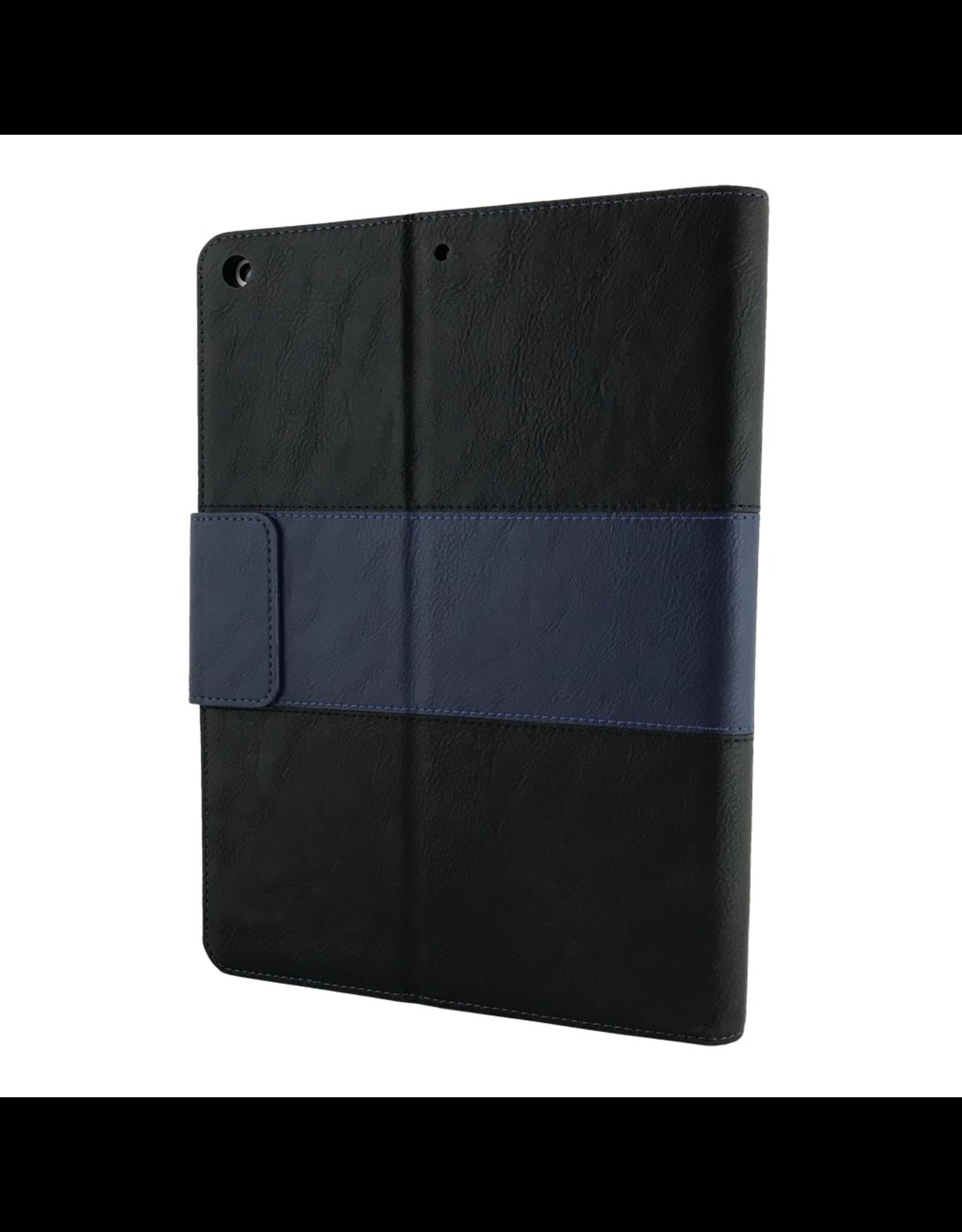 "NVS NVS Apollo Multiview Folio for iPad 10.2"" - Black/Blue"