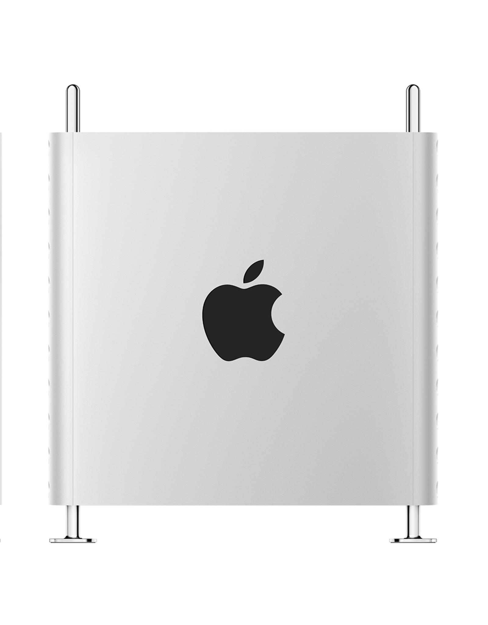 Apple Mac Pro 3.5GHz 8‑core Intel Xeon W / 32GB (4 × 8GB) of DDR4 ECC memory / Radeon Pro 580X with 8GB of GDDR5 memory / 256GB of SSD storage / Stainless steel frame with feet / Magic Mouse 2 / Magic Keyboard with Numeric Keypad — US English