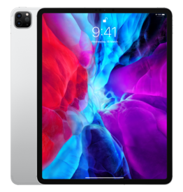Apple 12.9-inch iPad Pro Wi-Fi + Cellular 1TB - Silver