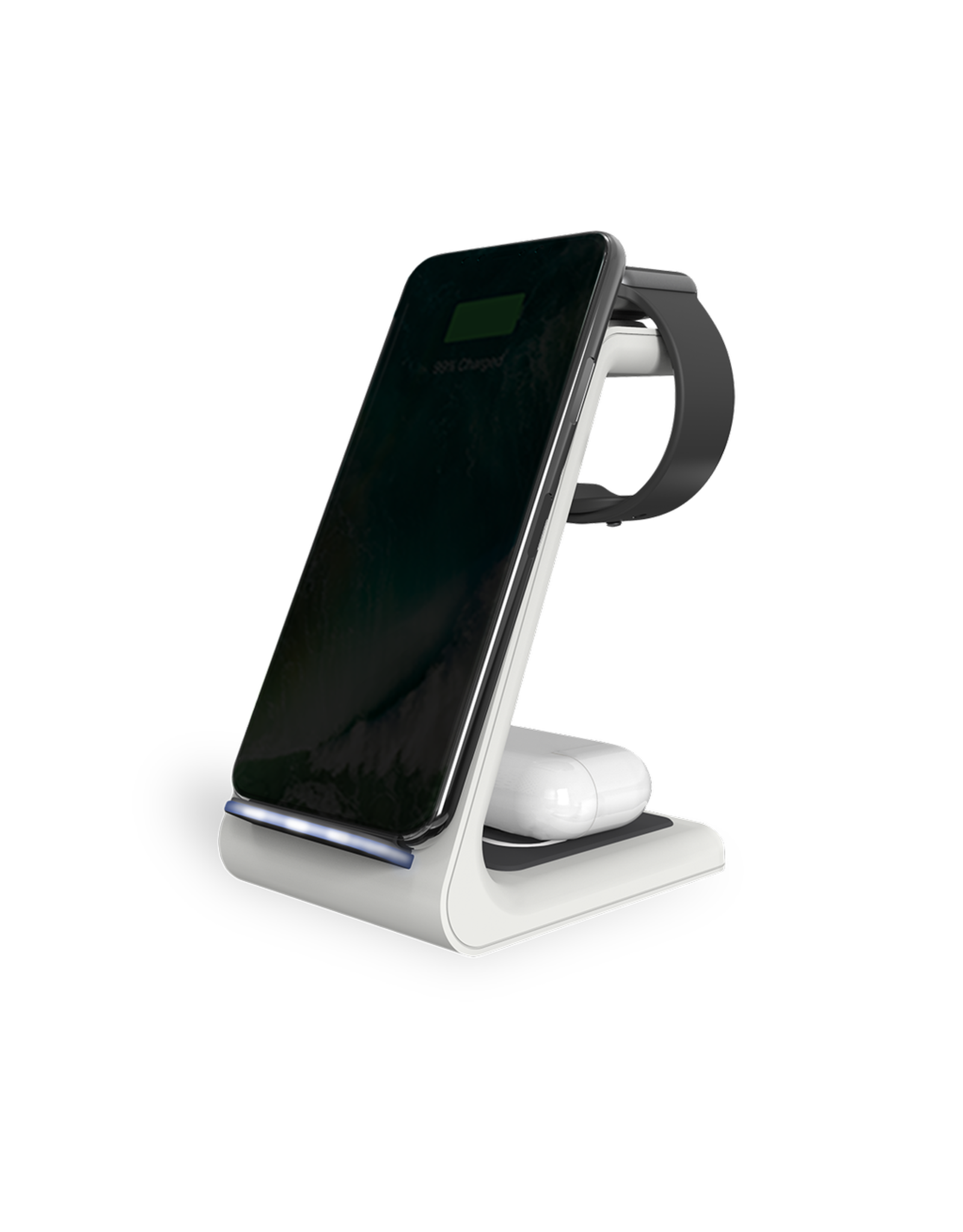 STM STM Chargetree Multi Device Charging Station - White