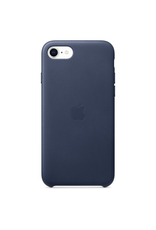 Apple Apple iPhone SE Leather Case - Midnight Blue