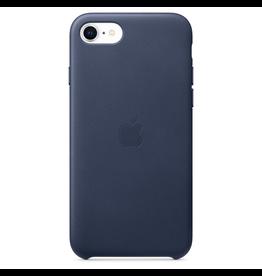 Apple Apple iPhone SE Leather Case - Midnight Blue