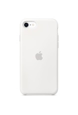 Apple Apple iPhone SE Silicone Case - White
