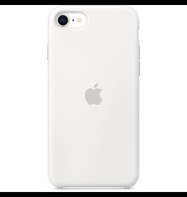 Apple Apple iPhone SE Silicone Case - White
