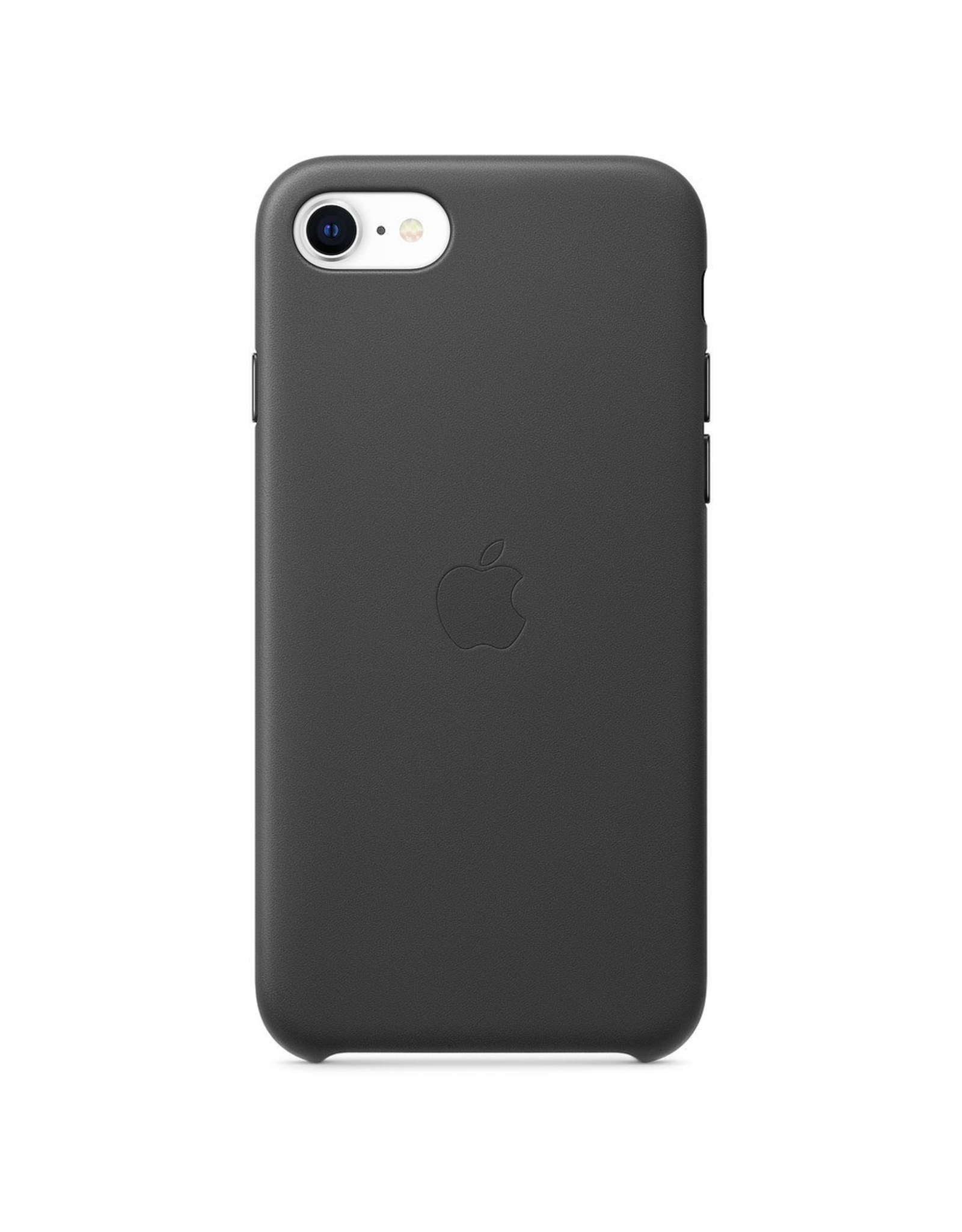 Apple Apple iPhone SE Leather Case - Black