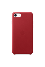 Apple Apple iPhone SE Leather Case - (PRODUCT)RED